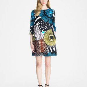 Marimekko Booming Blooms Biak shift dress
